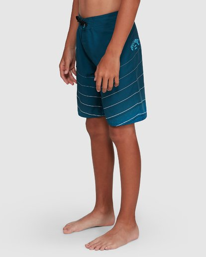 7 Boys Vaulter OG Boardshorts Blue 8503429 Billabong