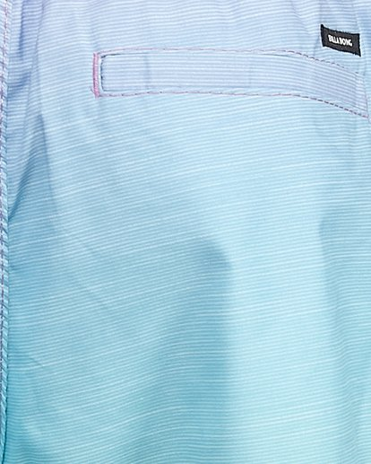 10 Boys Sergio Layback Boardshorts Blue 8503437 Billabong