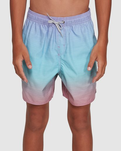 3 Boys Sergio Layback Boardshorts Blue 8503437 Billabong