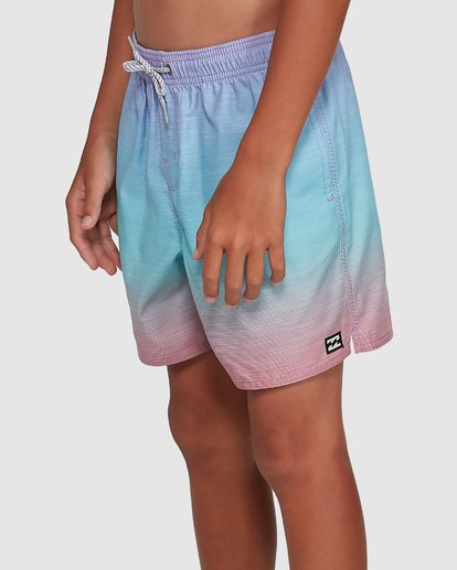 4 Boys Sergio Layback Boardshorts Blue 8503437 Billabong