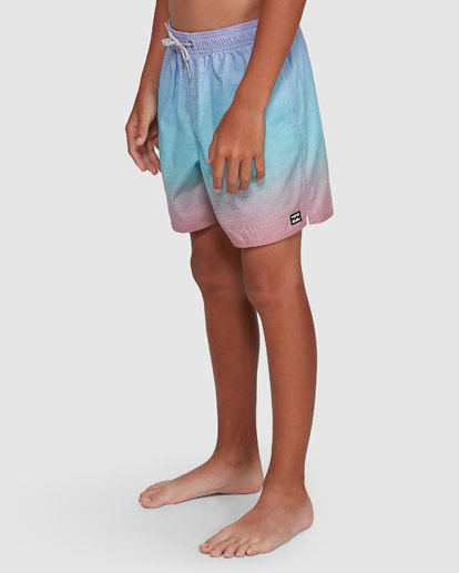 7 Boys Sergio Layback Boardshorts Blue 8503437 Billabong