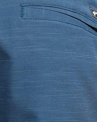 10 Boys Crossfire Slub Shorts Blue 8503700 Billabong