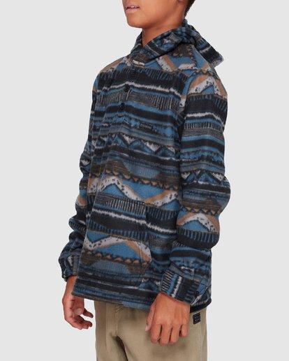 1 Boys Furnace Anorak Blue 8507211 Billabong