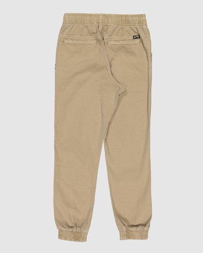 7 Boys Addict Pants Grey 8507311 Billabong