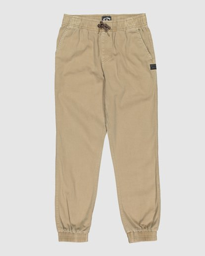 6 Boys Addict Pants Grey 8507311 Billabong