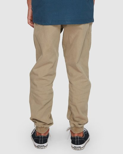 4 Boys Addict Pants Grey 8507311 Billabong