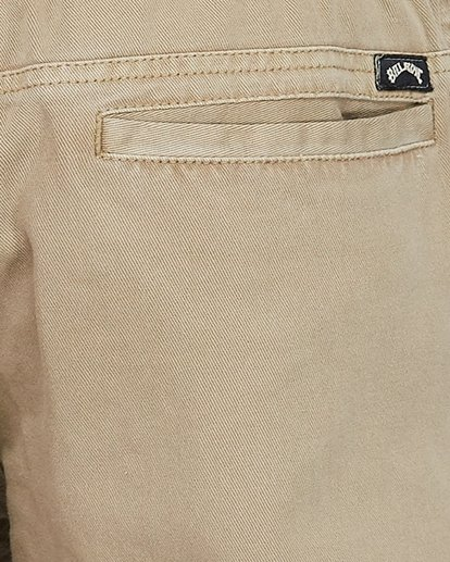 5 Boys Addict Pants Grey 8507311 Billabong