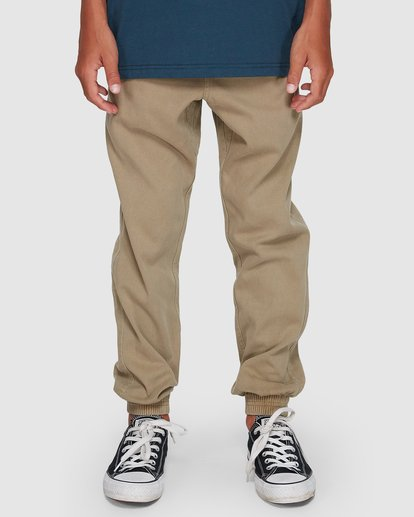 3 Boys Addict Pants Grey 8507311 Billabong