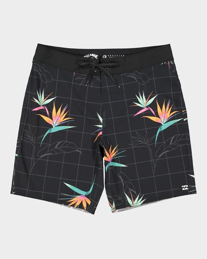 3 Boys Sundays Og Boardshorts Black 8507407 Billabong