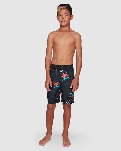 5 Boys Sundays Og Boardshorts Black 8507407 Billabong