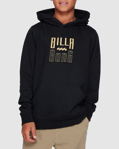 3 Boys Thousand Stack Pop Hoodie  8507616 Billabong