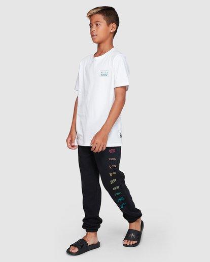 8 Boys Arch Trackpants Black 8507657 Billabong