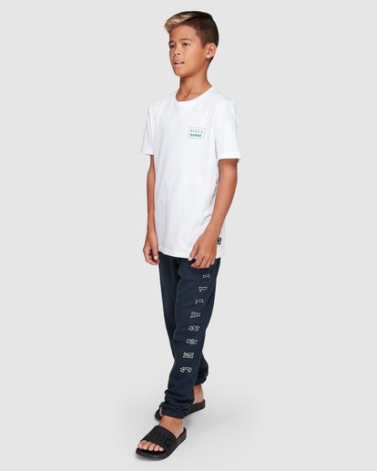 8 Boys Arch Trackpants Blue 8507657 Billabong