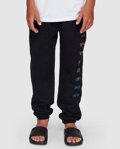 3 Boys Arch Track Pants Black 8507657 Billabong