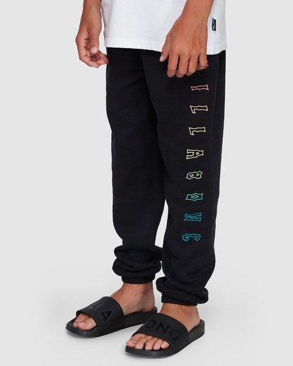 1 Boys Arch Track Pants Black 8507657 Billabong
