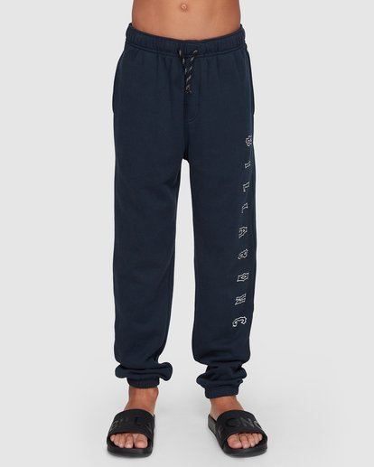 0 Boys Arch Trackpants Blue 8507657 Billabong