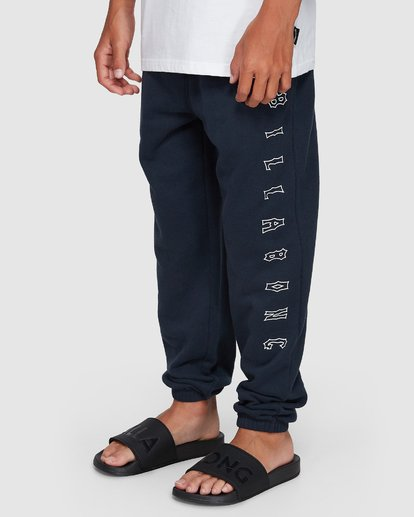 1 Boys Arch Trackpants Blue 8507657 Billabong