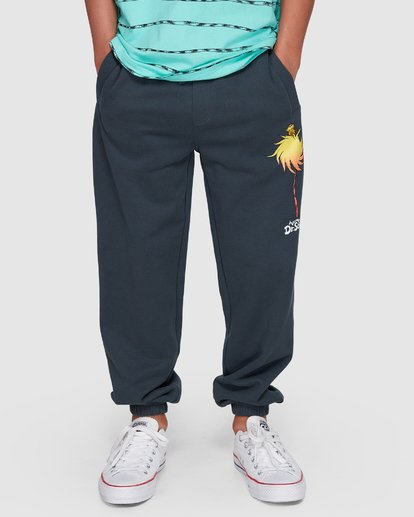 6 Dr. Seuss Truffula Trunk Pants Grey 8508300 Billabong