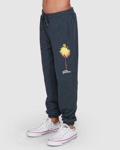 1 Dr. Seuss Truffula Trunk Pants Grey 8508300 Billabong