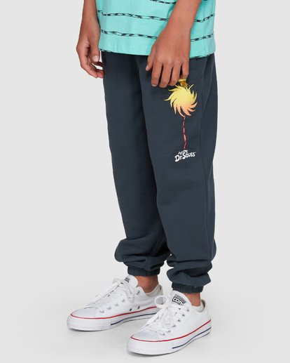 4 Dr. Seuss Truffula Trunk Pants Grey 8508300 Billabong