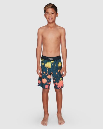 10 Dr. Seuss Lorax Sundays Pro Boardshorts Grey 8508400 Billabong