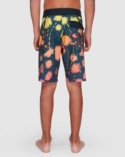 7 Dr. Seuss Lorax Sundays Pro Boardshorts Grey 8508400 Billabong