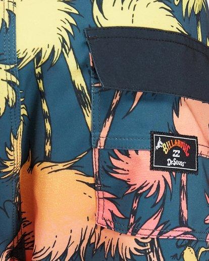9 Dr. Seuss Lorax Sundays Pro Boardshorts Grey 8508400 Billabong