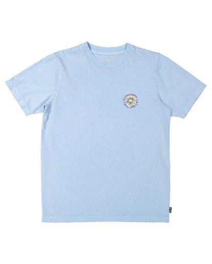 4 Boys 8-16 Sons Of Fun Short Sleeve Tee Blue 8513004 Billabong