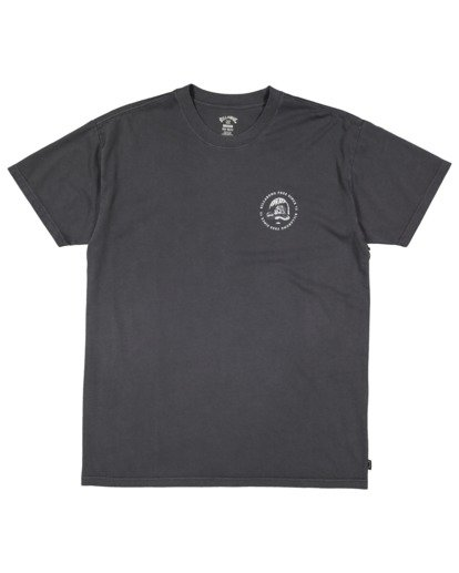 4 Boys 8-16 Sunken City Short Sleeve Tee Black 8513009 Billabong