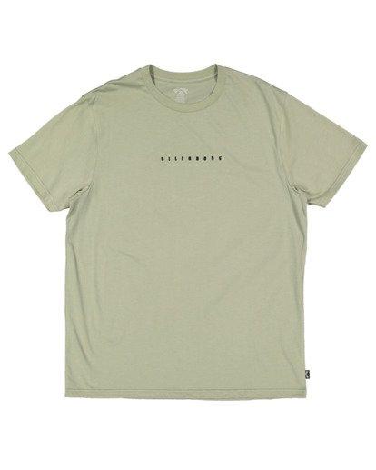 4 Boys 8-16 Smitty Short Sleeve Tee Green 8513015 Billabong