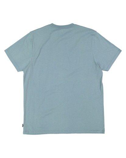 5 Boys 8-16 Puff Arch Short Sleeve Tee Blue 8513016 Billabong