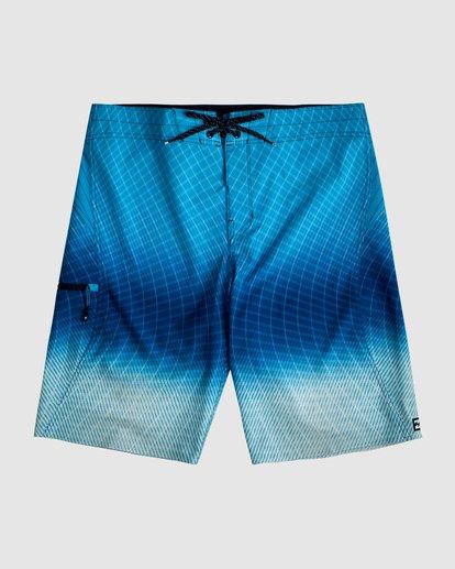 0 Boys 8-16 Fluid Pro Boardshorts Blue 8513413 Billabong