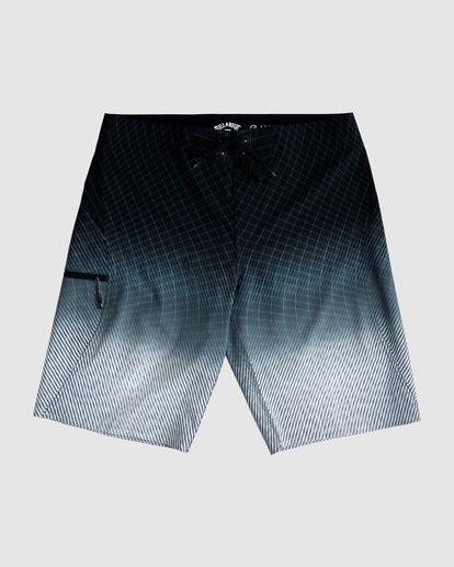 4 Boys 8-16 Fluid Pro Boardshorts Grey 8513413 Billabong