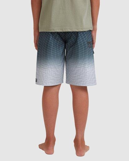 2 Boys 8-16 Fluid Pro Boardshorts Grey 8513413 Billabong