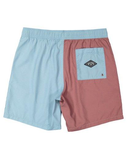 5 Boys 8-16 Interchange Layback Boardshorts Blue 8513428 Billabong