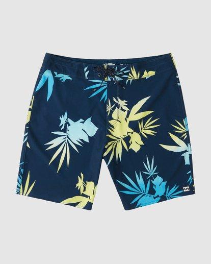 4 Boys 8-16 Sundays Pro Boardshorts Blue 8517408 Billabong