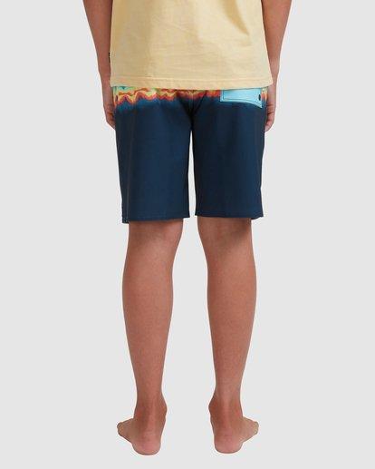 2 Boys 8-16 Fifty50 Pro Boardshorts Blue 8517414 Billabong