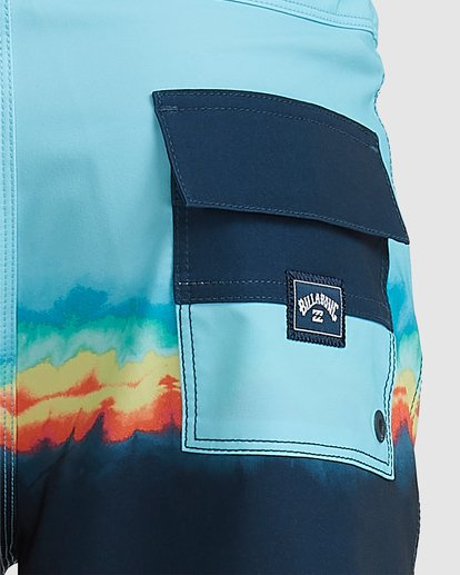 3 Boys 8-16 Fifty50 Pro Boardshorts Blue 8517414 Billabong