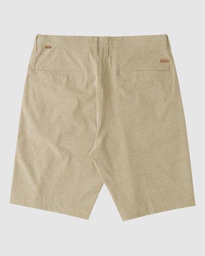 5 Boys 8-16 Crossfire Shorts Green 8518700 Billabong