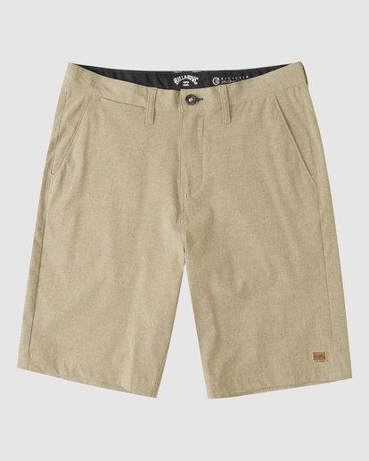 4 Boys 8-16 Crossfire Shorts Green 8518700 Billabong