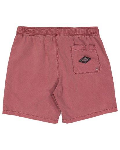 5 Boys 8-16 All Day Ovd Layback Boardshorts Pink 8572439 Billabong