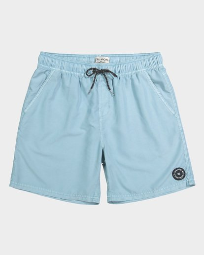 3 BOYS ALL DAY OVERDYE LAYBACK BOARDSHORTS Blue 8572439 Billabong