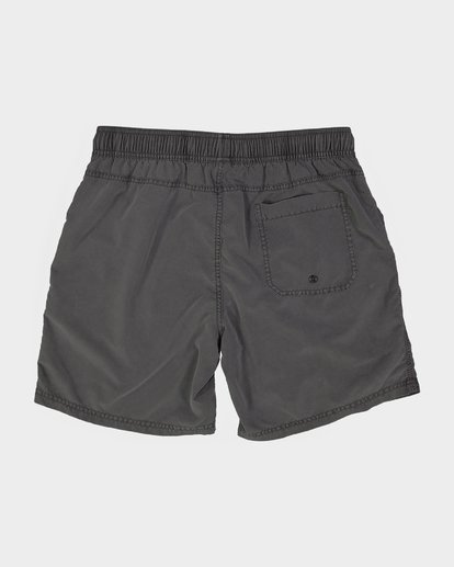 4 Boys All Day Overdye Layback Boardshorts Black 8572439 Billabong