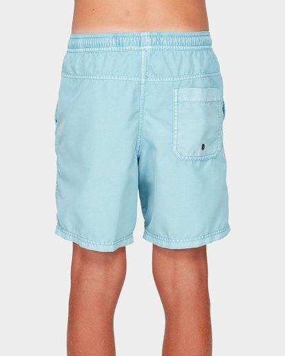 2 Boys All Day Overdye Layback Boardshorts Blue 8572439 Billabong