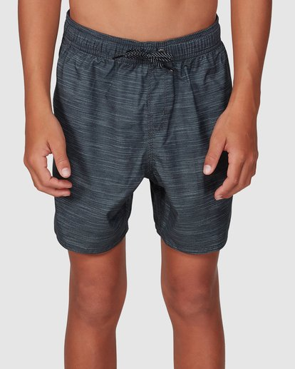 3 Sergio Layback Boardshorts Black 8581417 Billabong