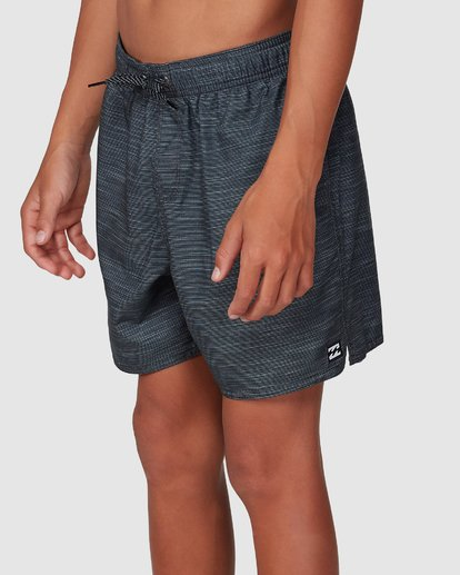 4 Sergio Layback Boardshorts Black 8581417 Billabong