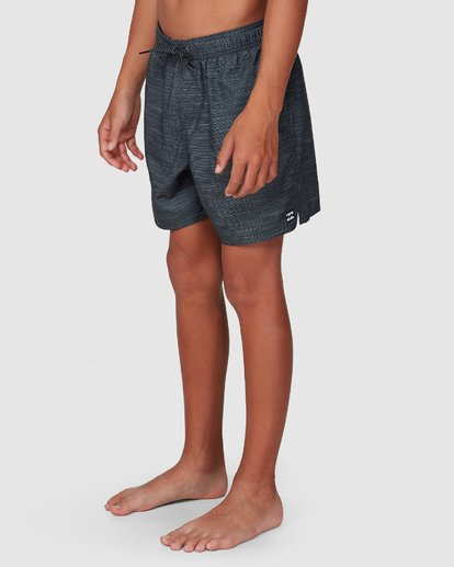 7 Sergio Layback Boardshorts Black 8581417 Billabong