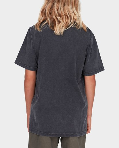 2 TEEN WEIRD DREAM TEE Black 8582019 Billabong