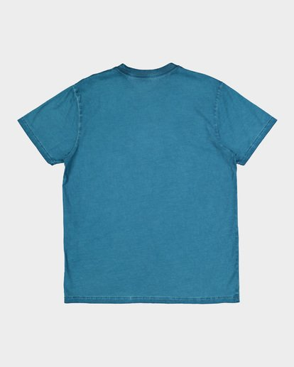 4 TEEN WAVE WASH TEE Blue 8582037 Billabong