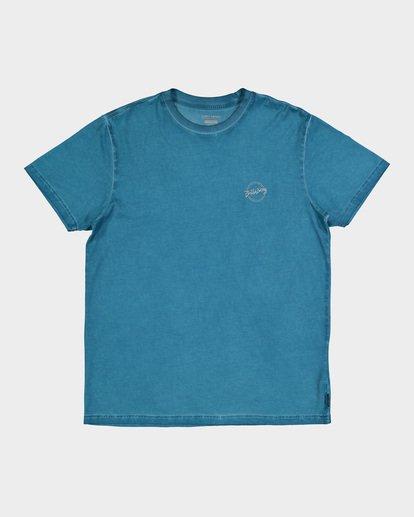 3 TEEN WAVE WASH TEE Blue 8582037 Billabong